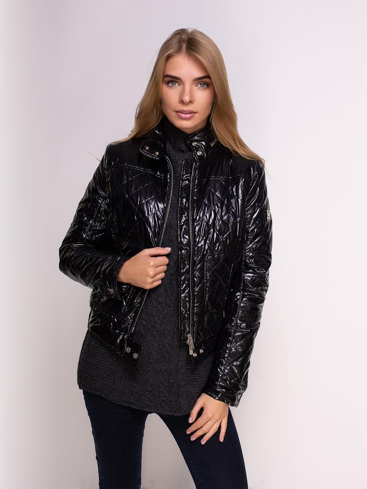 Куртка чорна | 4527785