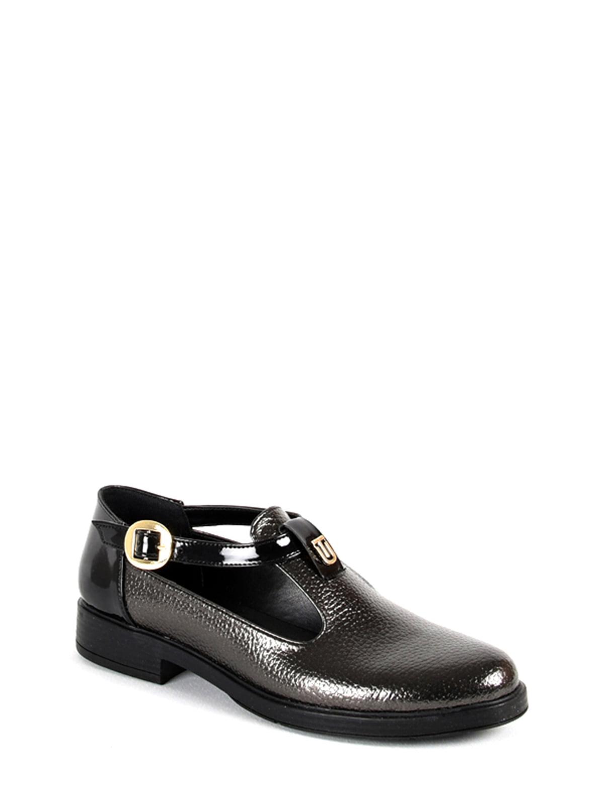 Туфли платинового цвета | 4537328