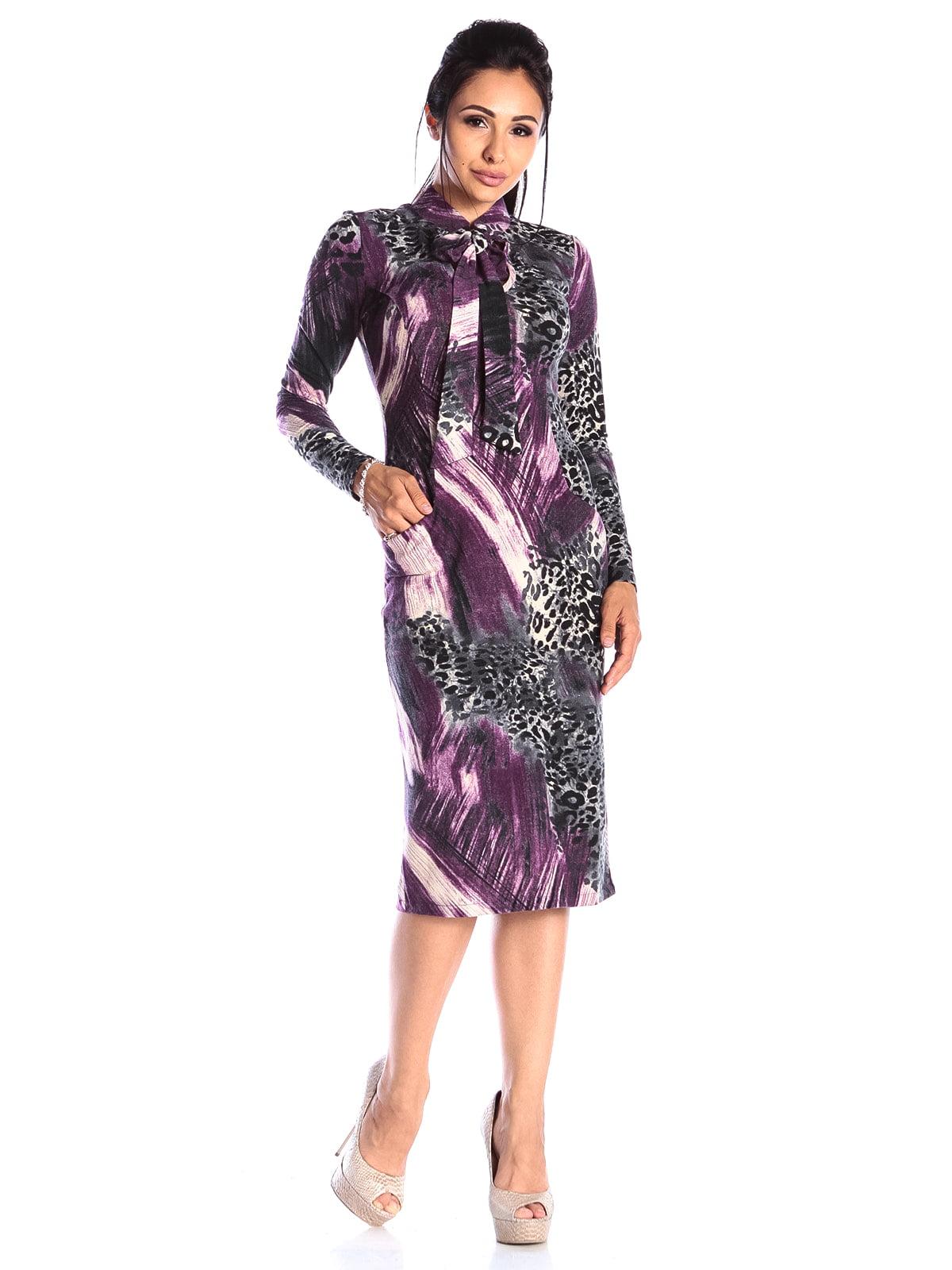 Платье в принт | 4538804