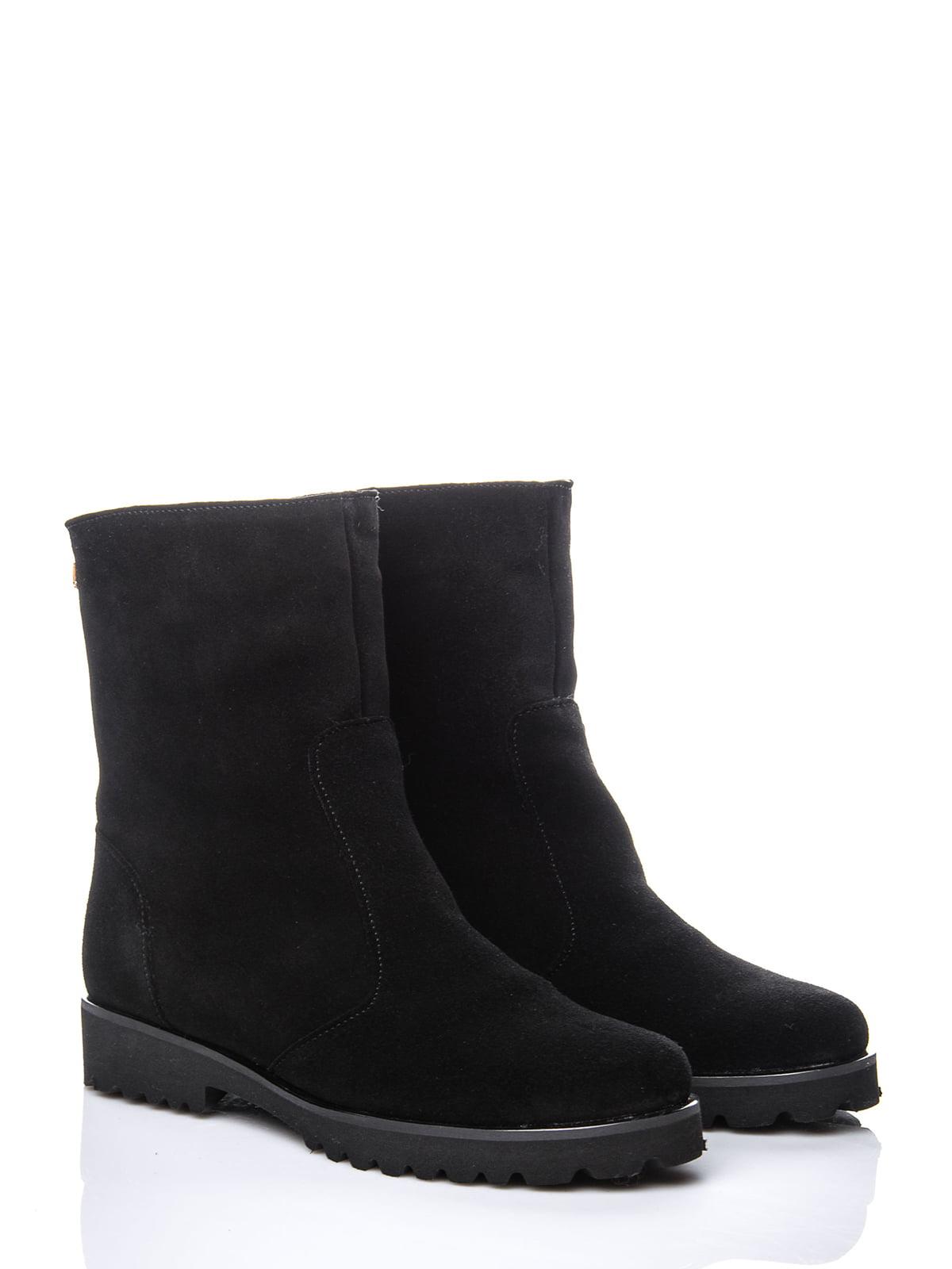 Ботинки черные   2705842