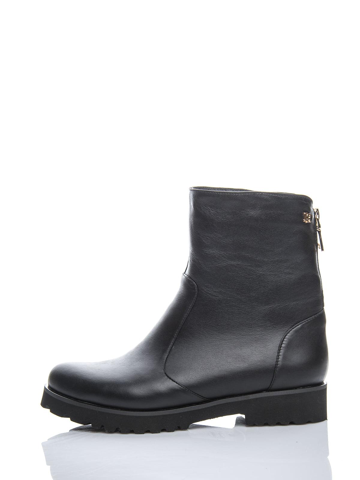 Ботинки черные | 2705847 | фото 2