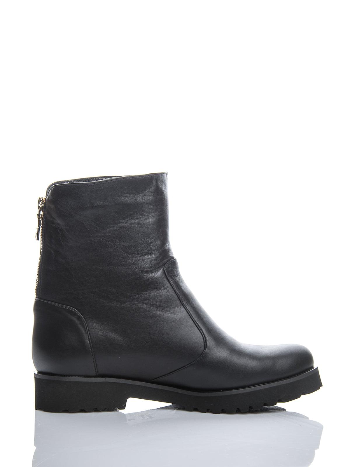 Ботинки черные | 2705847 | фото 3
