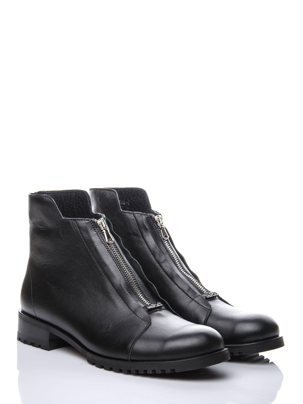 Ботинки черные | 3656801