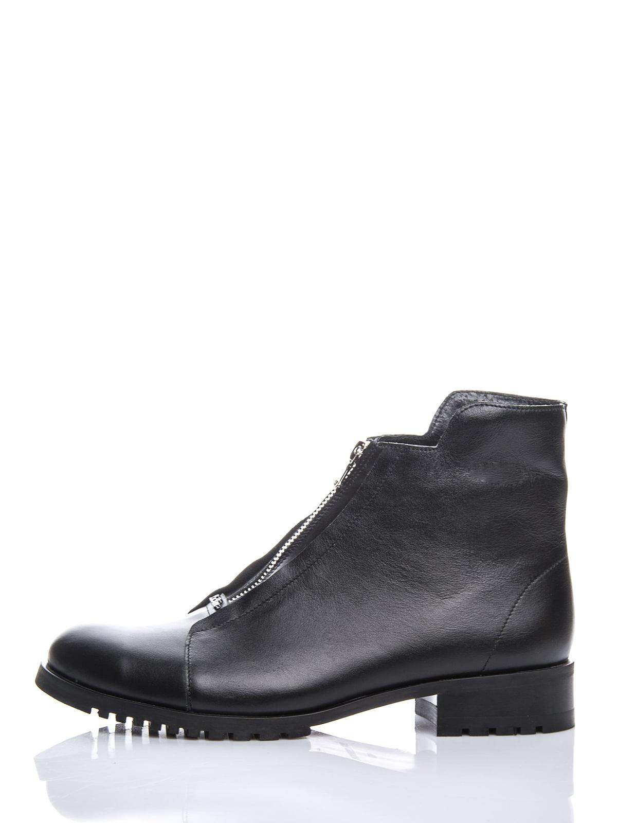 Ботинки черные | 3656801 | фото 3