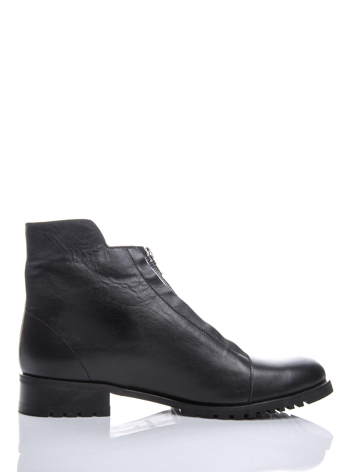 Ботинки черные | 3656801 | фото 4