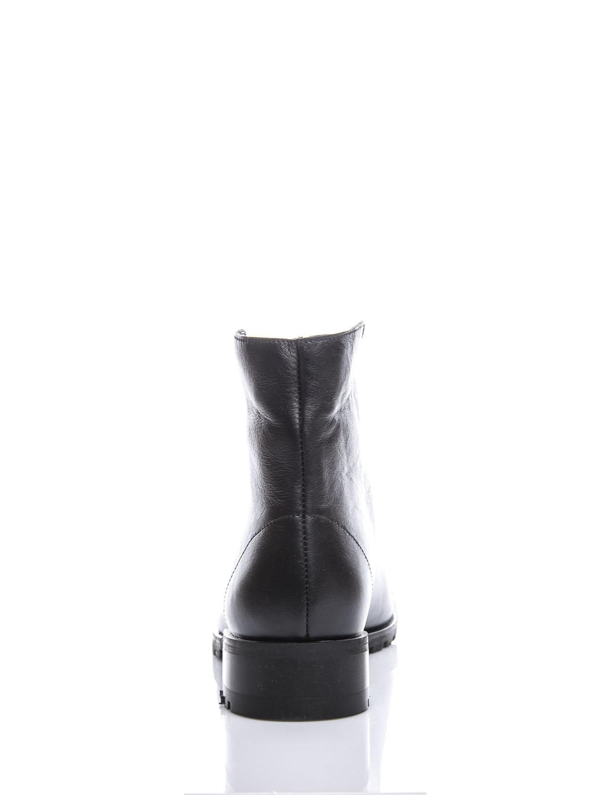 Ботинки черные | 3656801 | фото 5