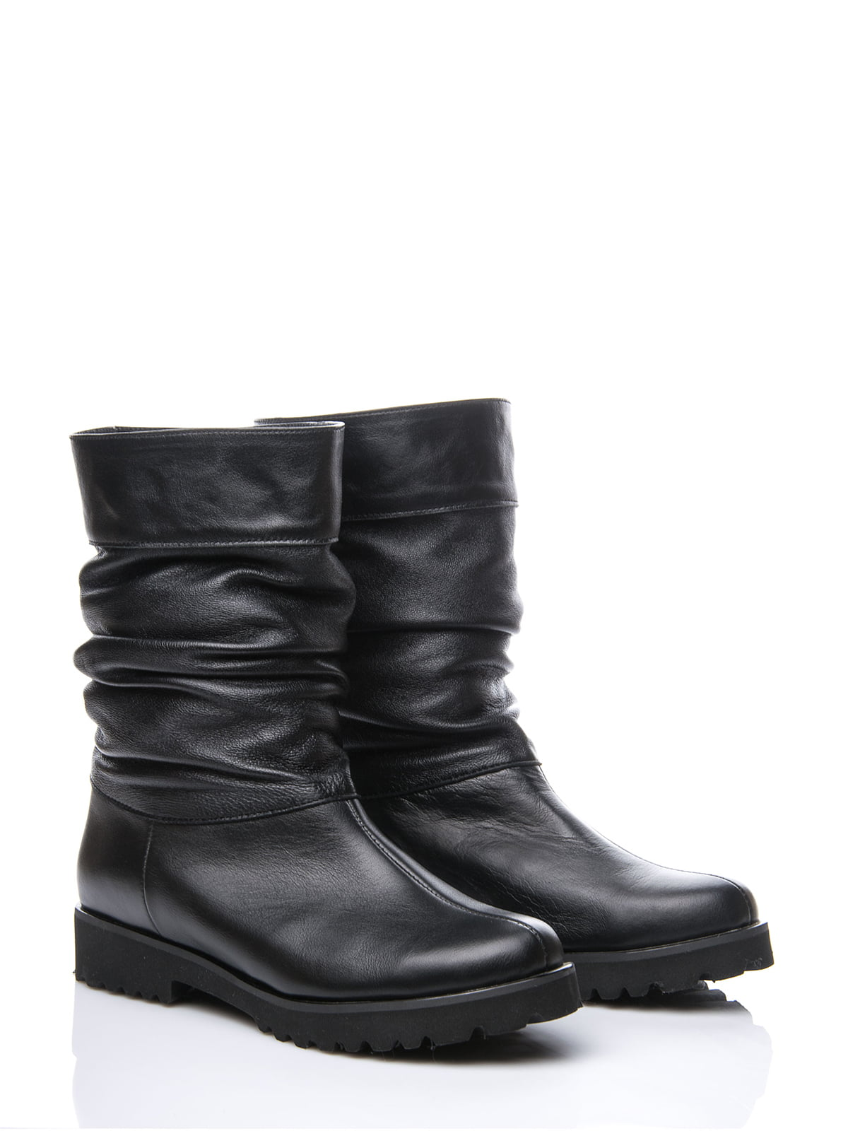 Ботинки черные   3723958