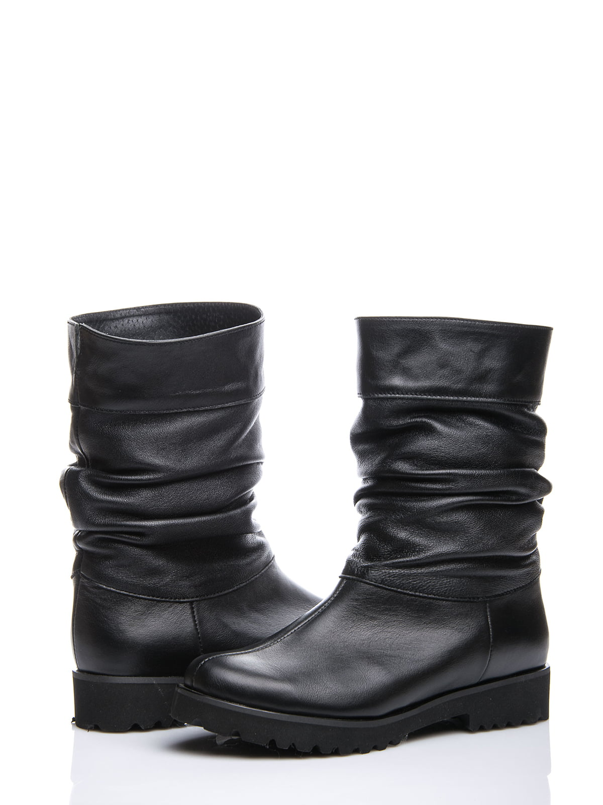 Ботинки черные   3723958   фото 2