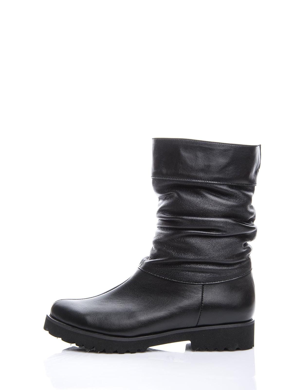Ботинки черные   3723958   фото 3