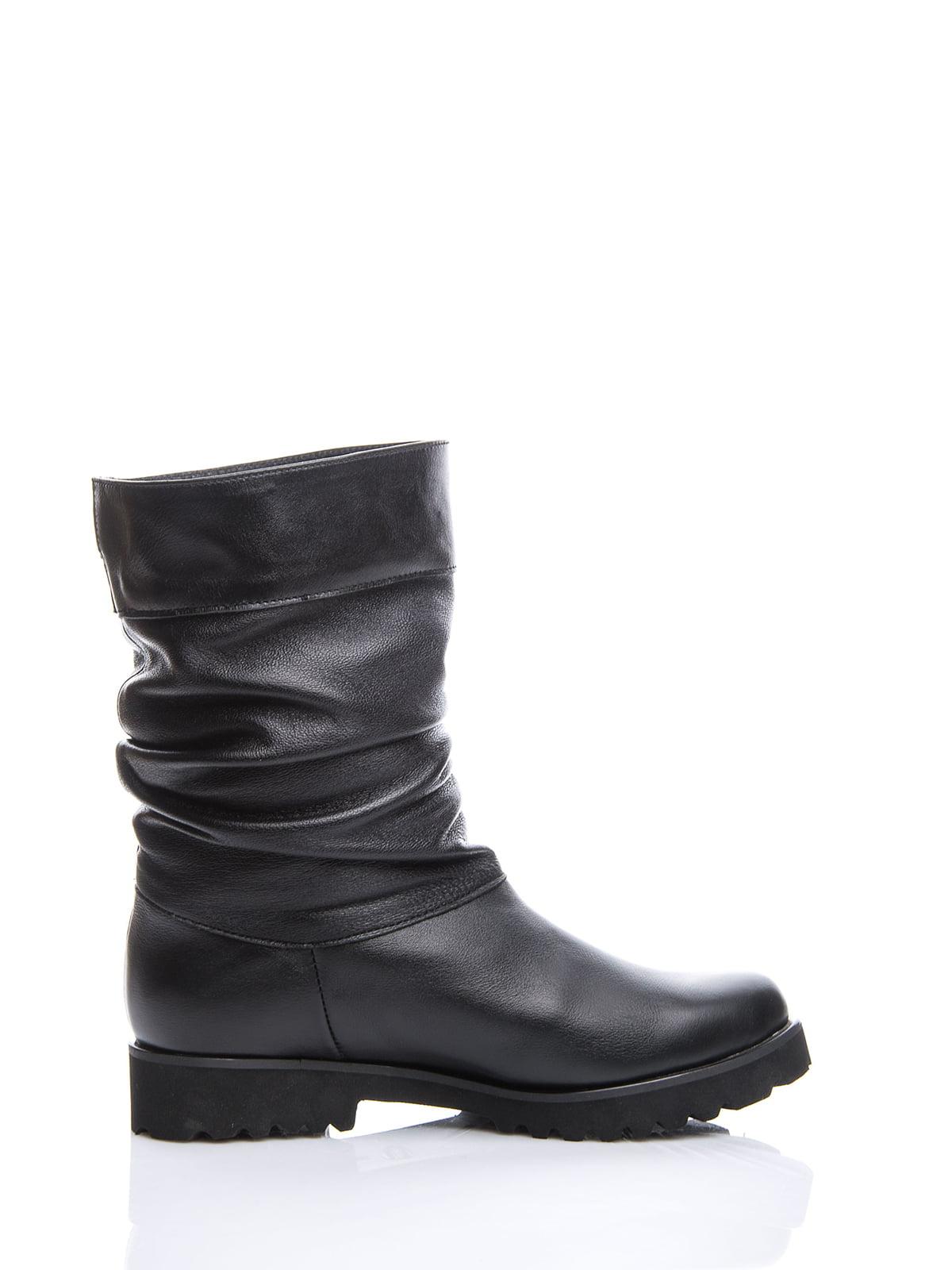 Ботинки черные   3723958   фото 4
