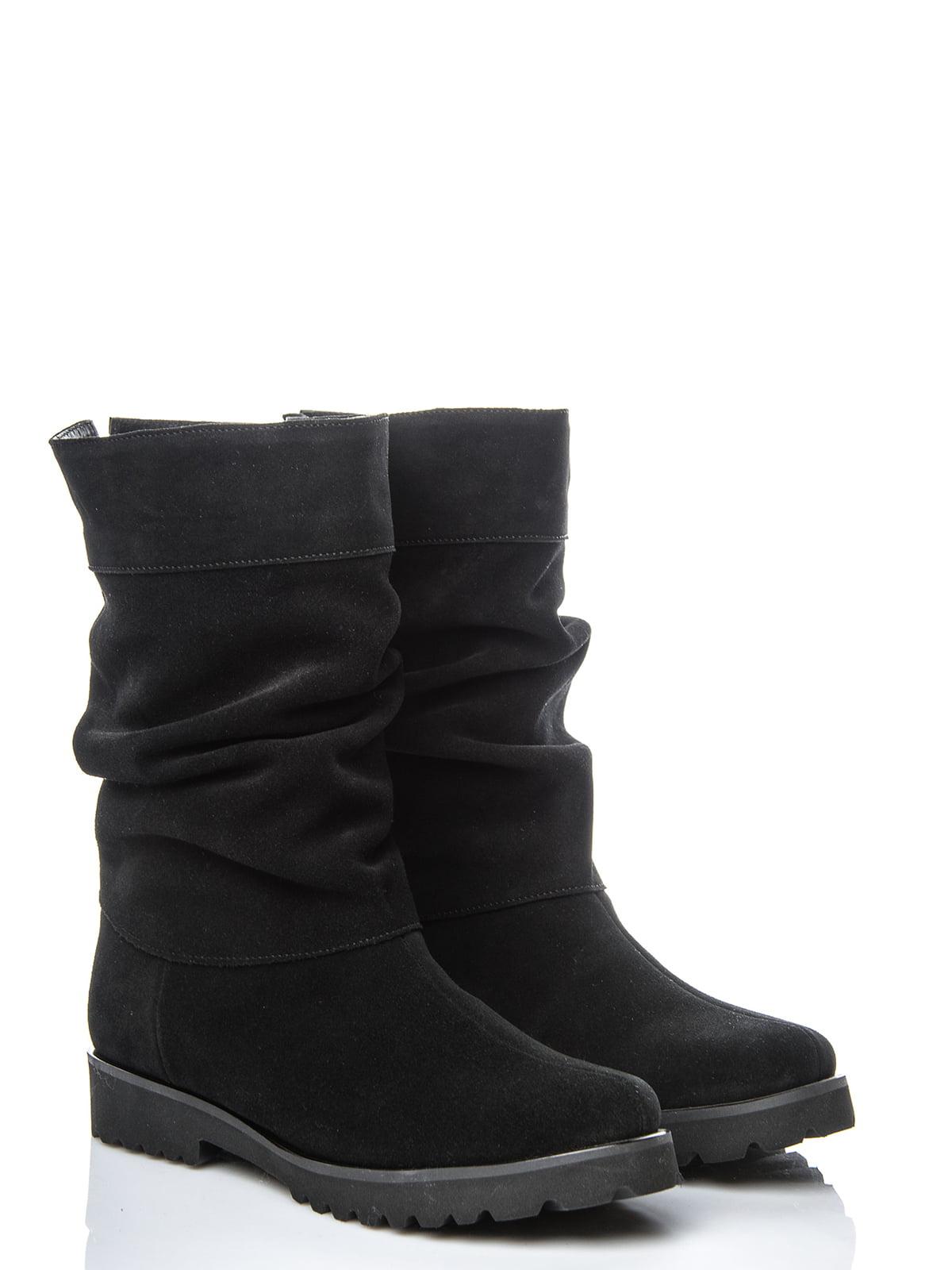 Ботинки черные   3723959