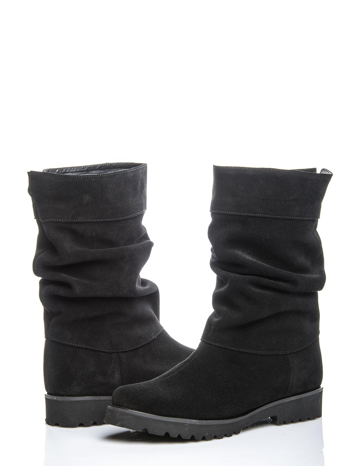Ботинки черные   3723959   фото 2