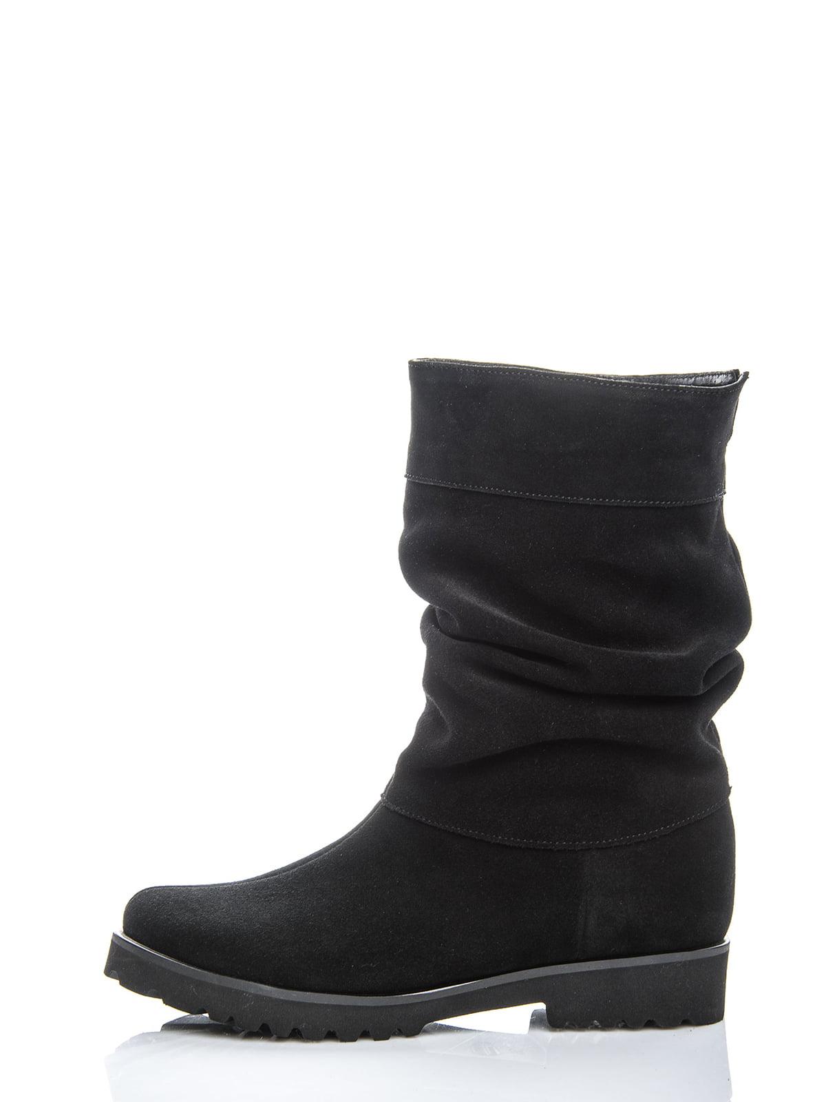 Ботинки черные   3723959   фото 3