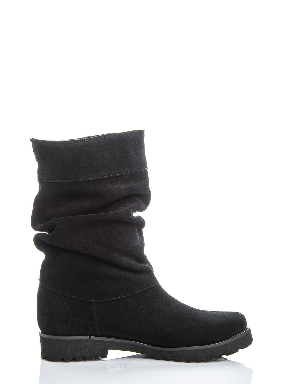 Ботинки черные   3723959   фото 4