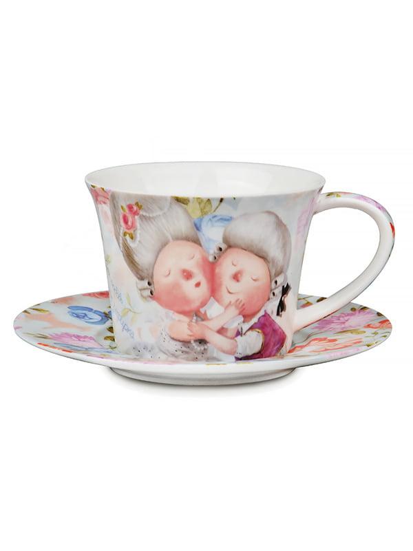 Набор чайный (2 предмета)   4540157