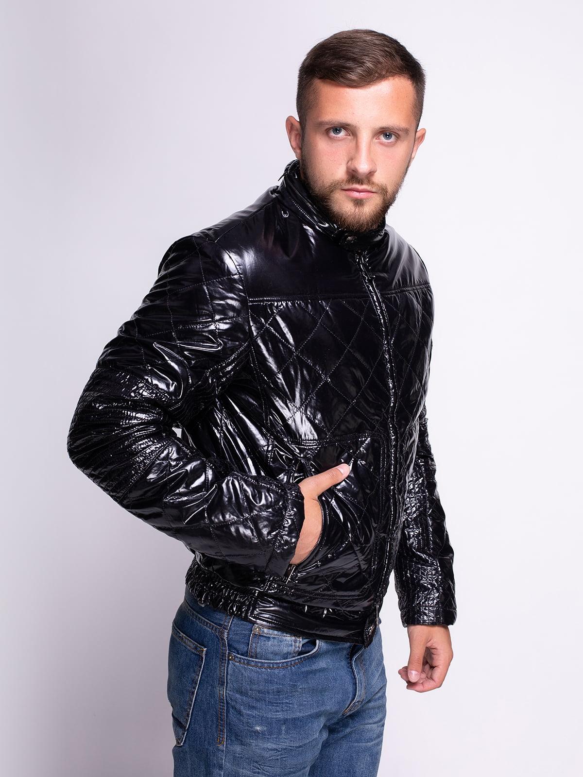 Куртка чорна | 4527779