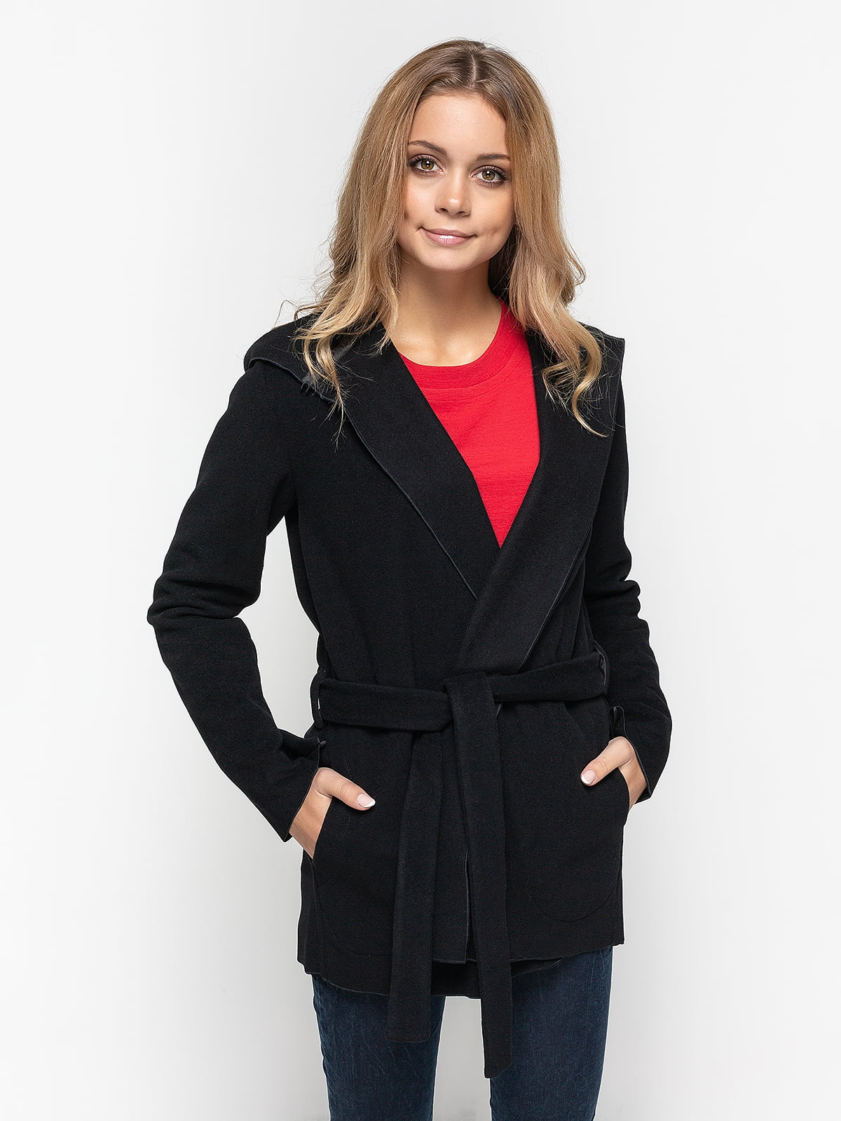 Пальто черное | 4527171