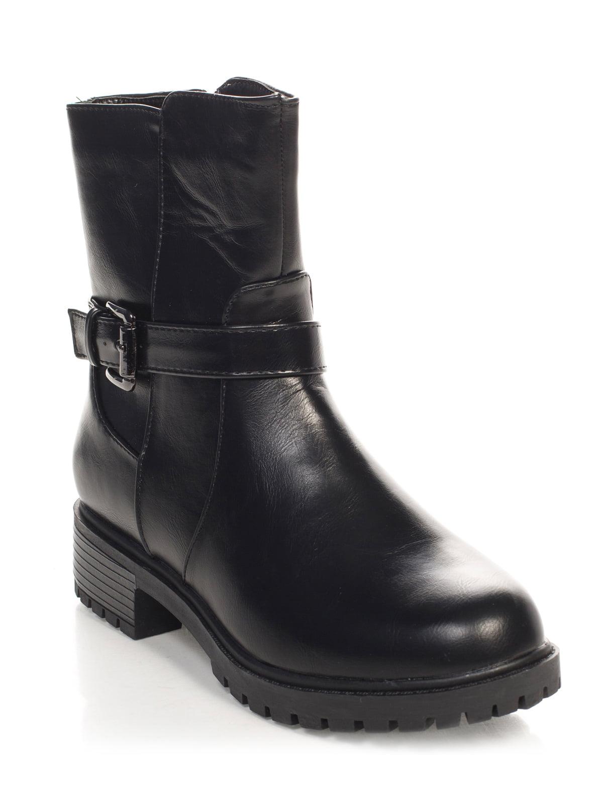 Ботинки черные | 4494545