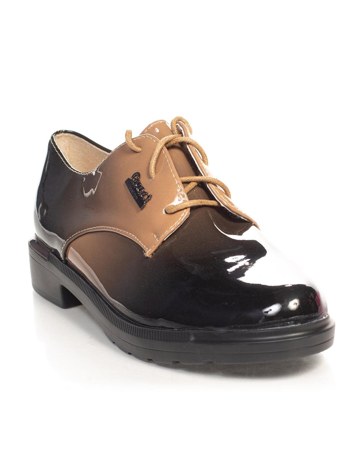 Туфли двухцветные | 4469183
