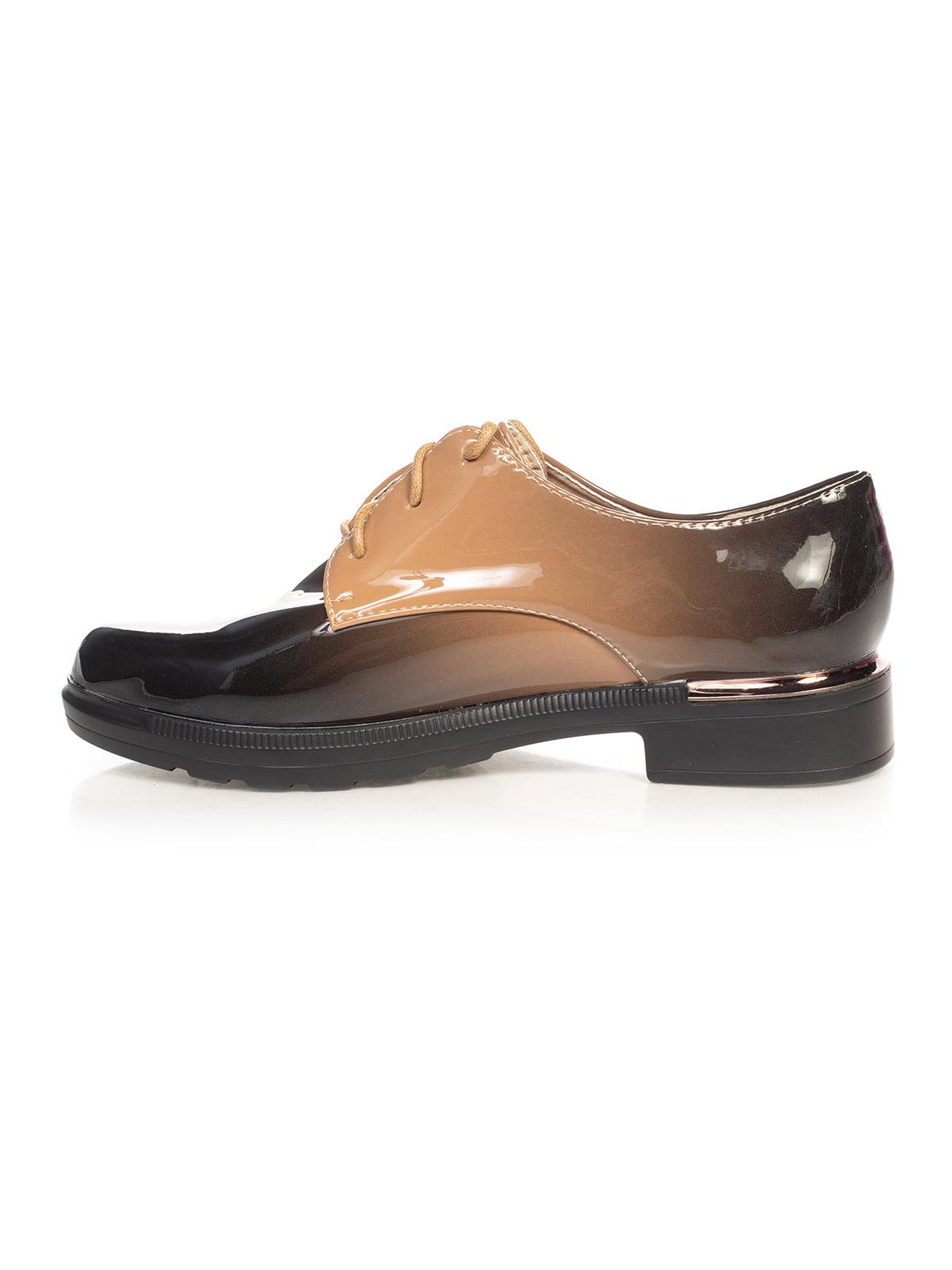 Туфли двухцветные | 4469183 | фото 2