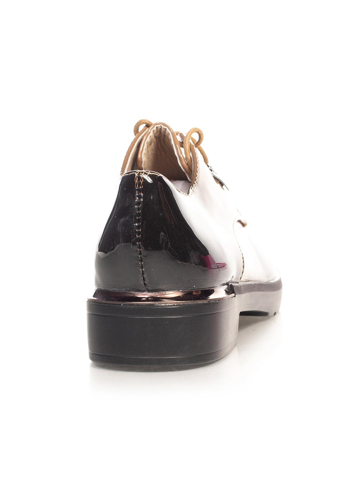 Туфли двухцветные | 4469183 | фото 3