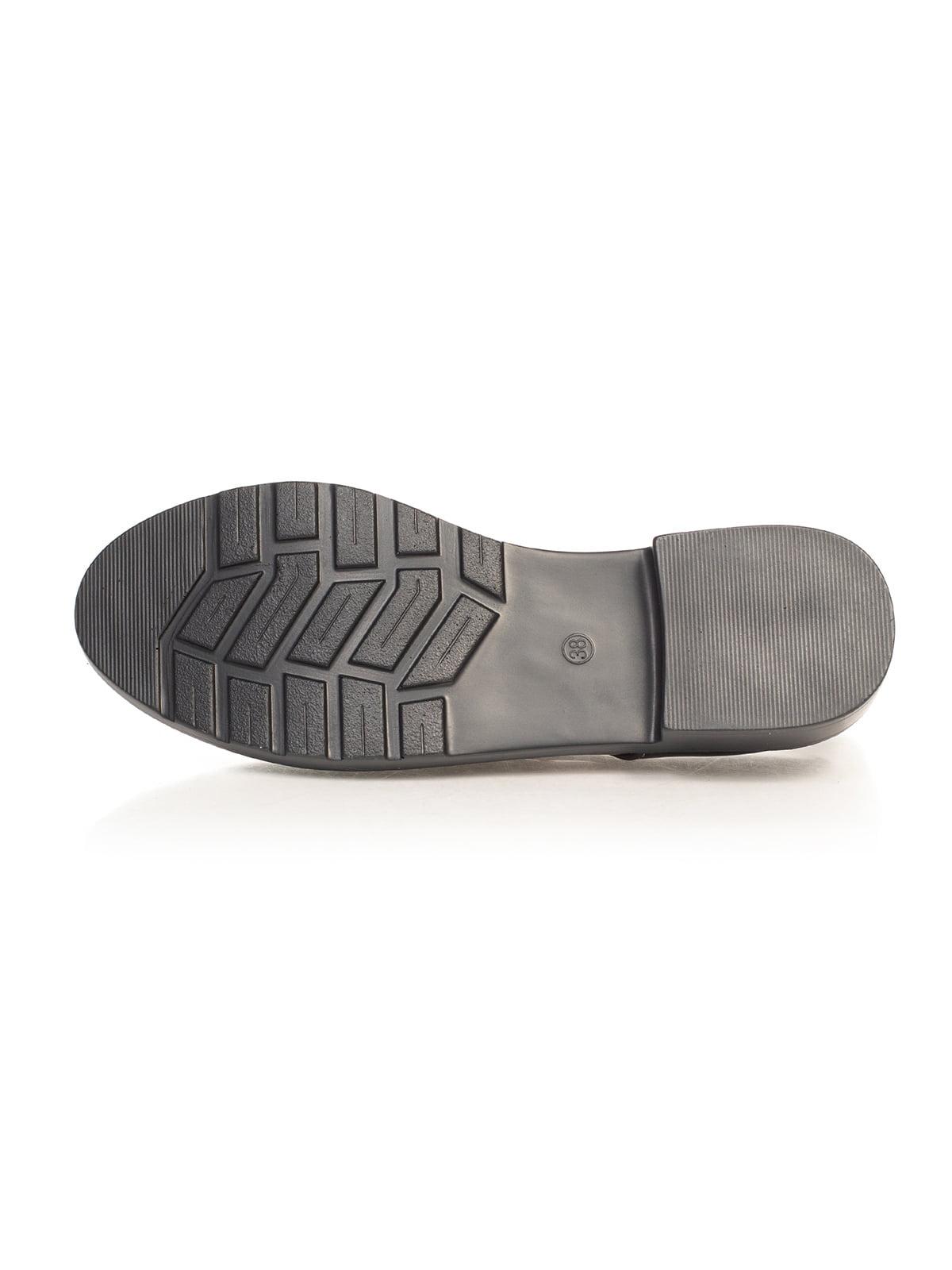 Туфли двухцветные | 4469183 | фото 4