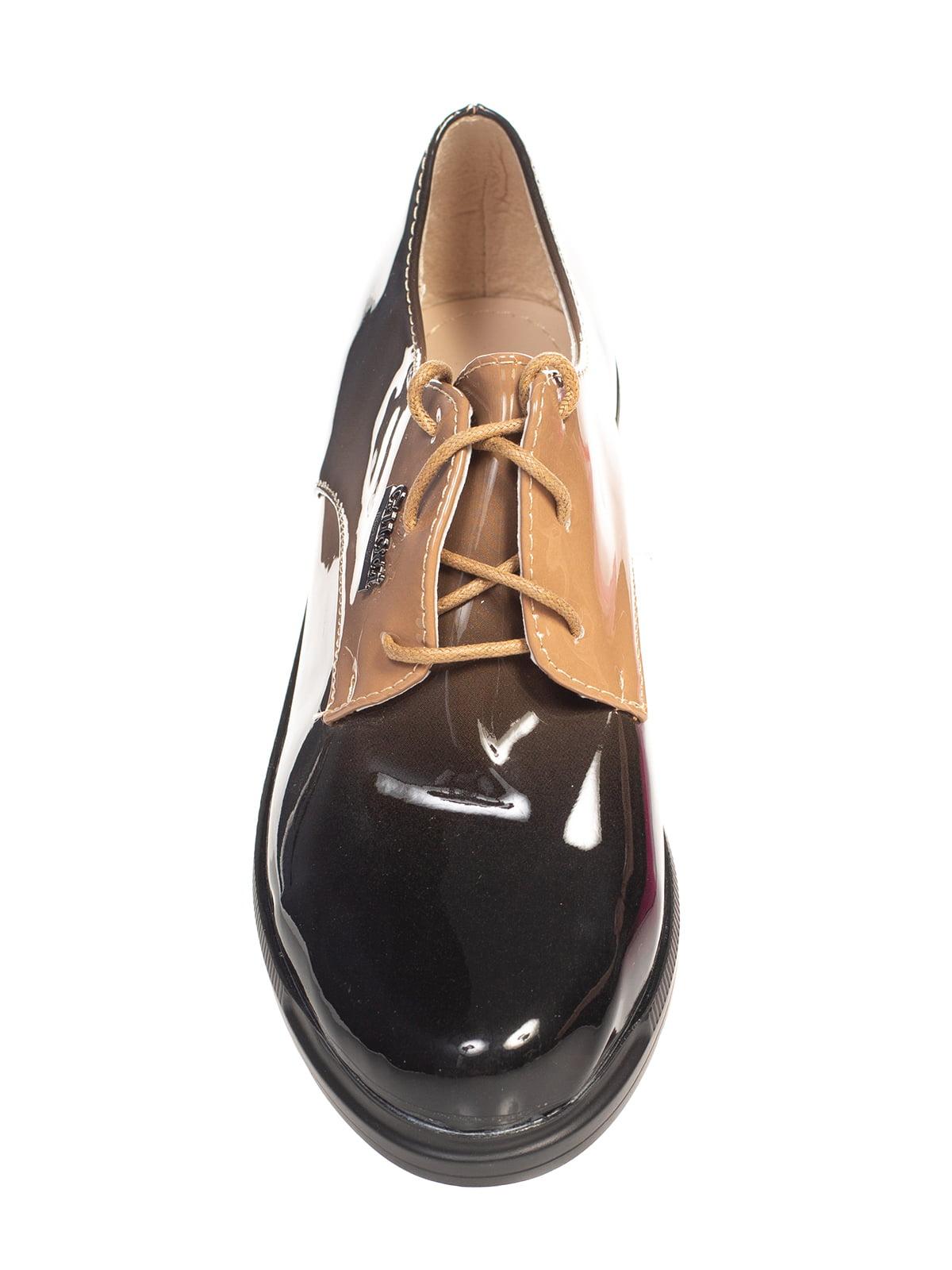 Туфли двухцветные | 4469183 | фото 5