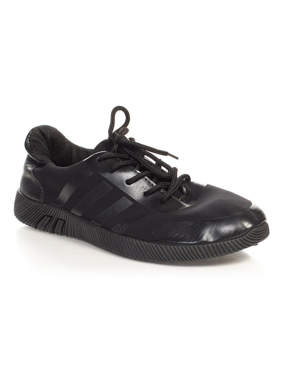 Кроссовки черные | 4466265