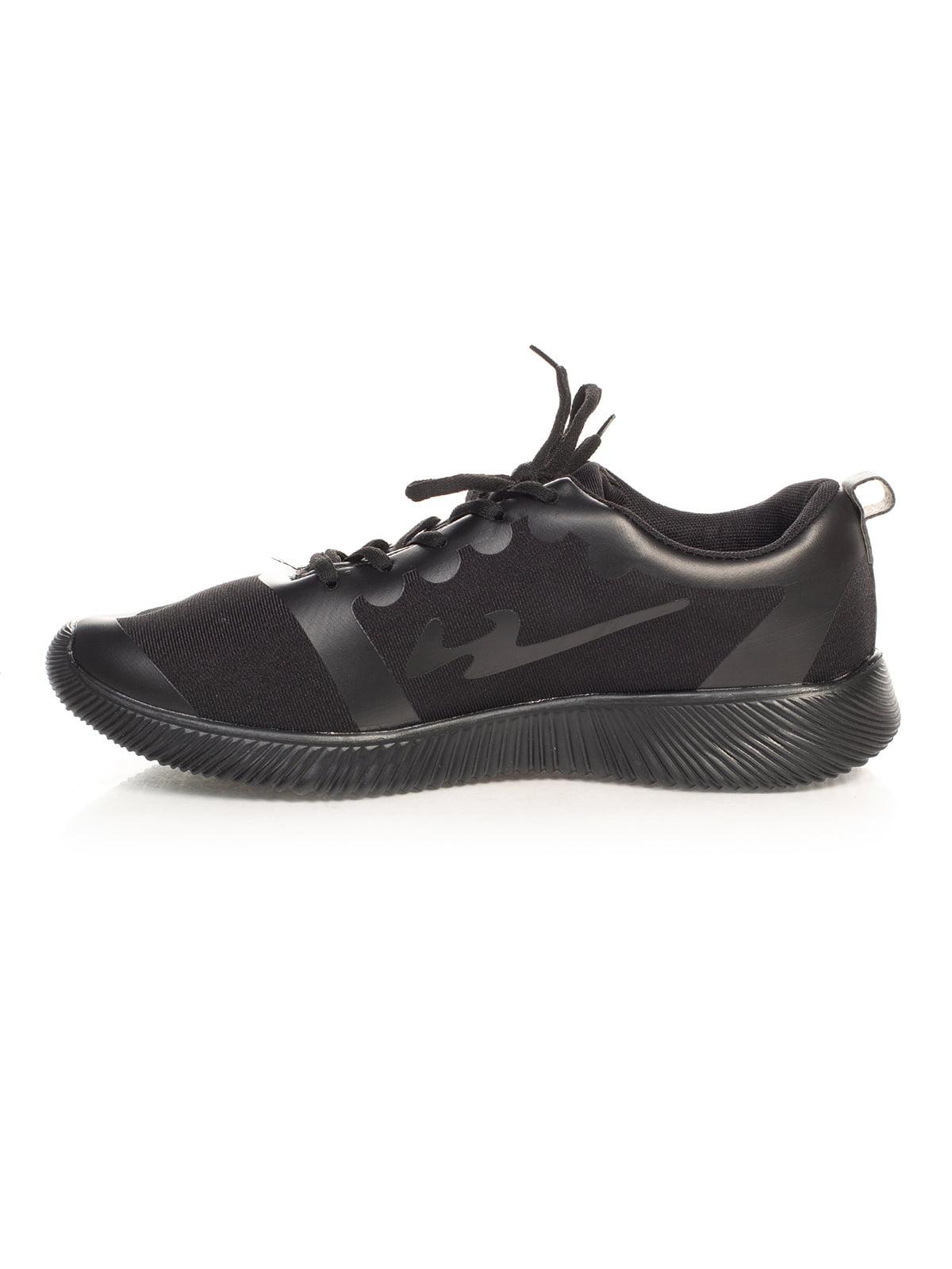 Кроссовки черные | 4484790 | фото 2