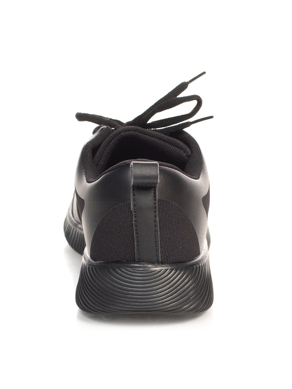 Кроссовки черные | 4484790 | фото 3