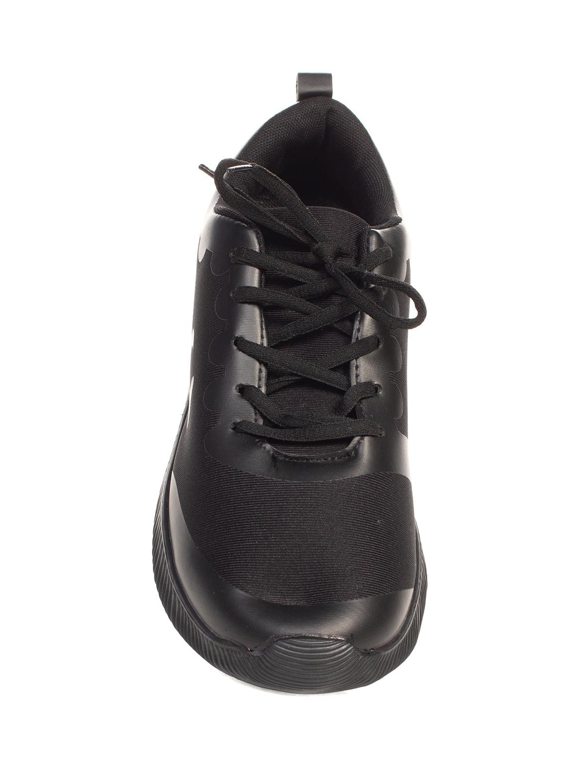 Кроссовки черные | 4484790 | фото 5