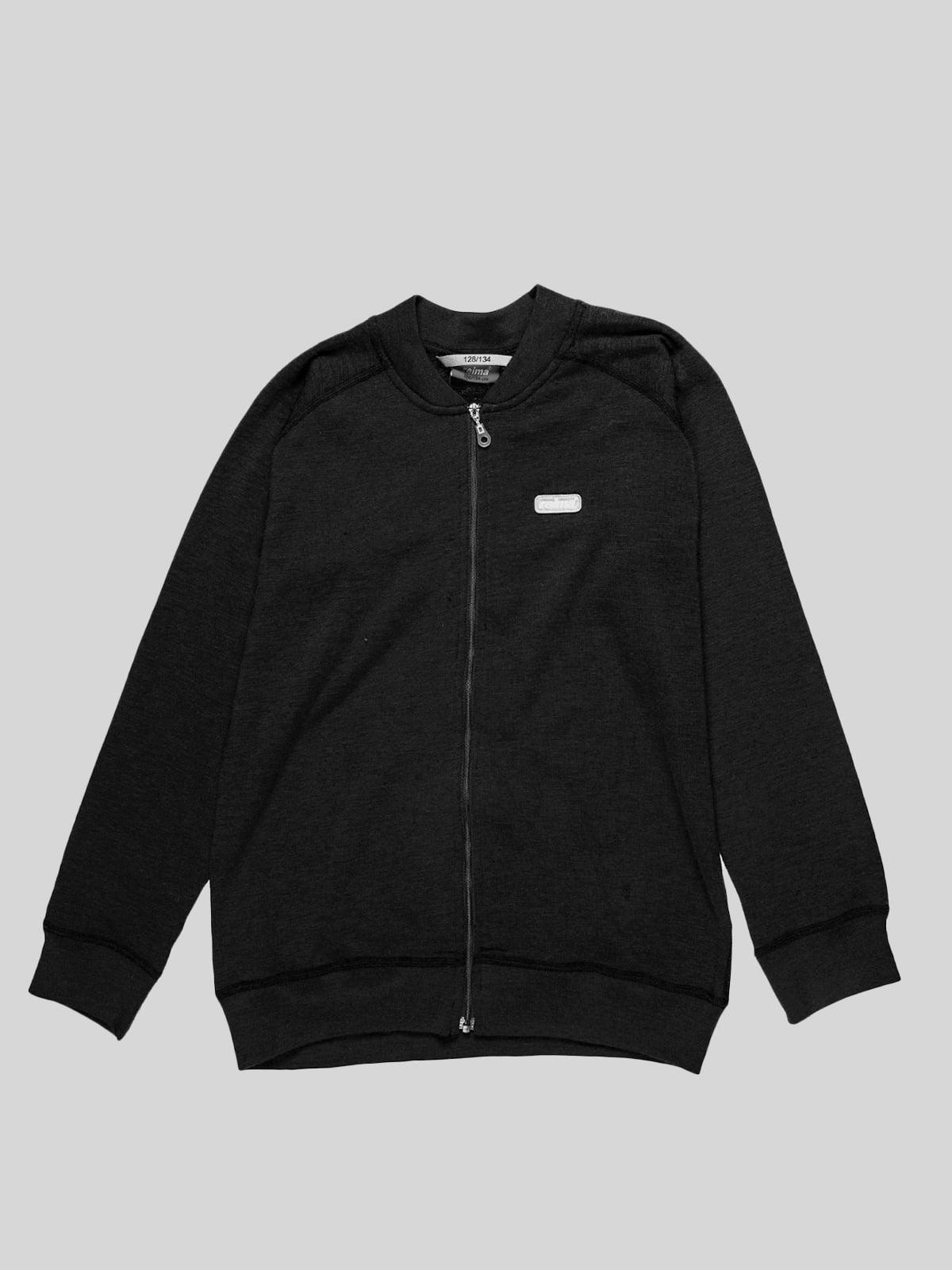Кофта темно-сірий | 34858