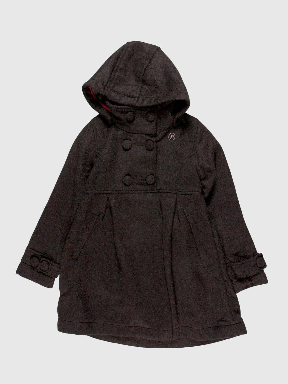 Пальто чорне | 34867
