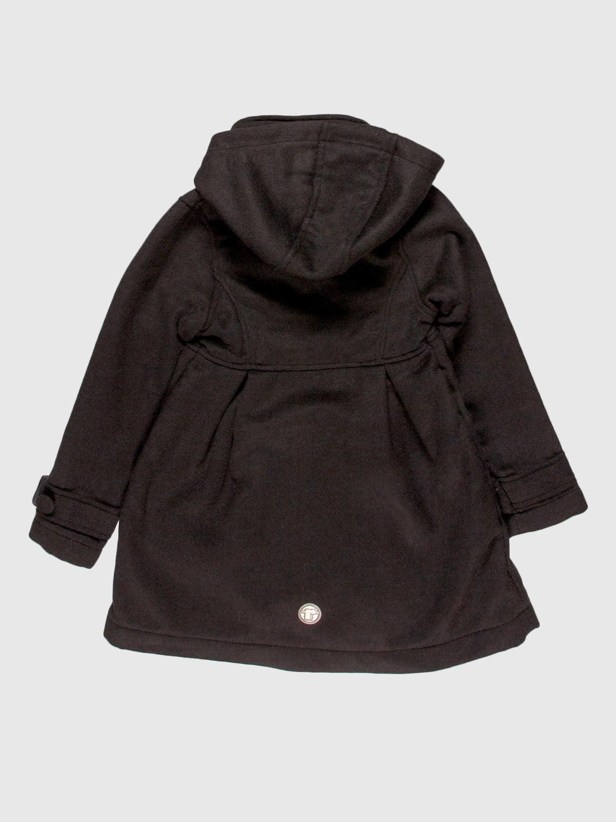 Пальто чорне | 34867 | фото 2