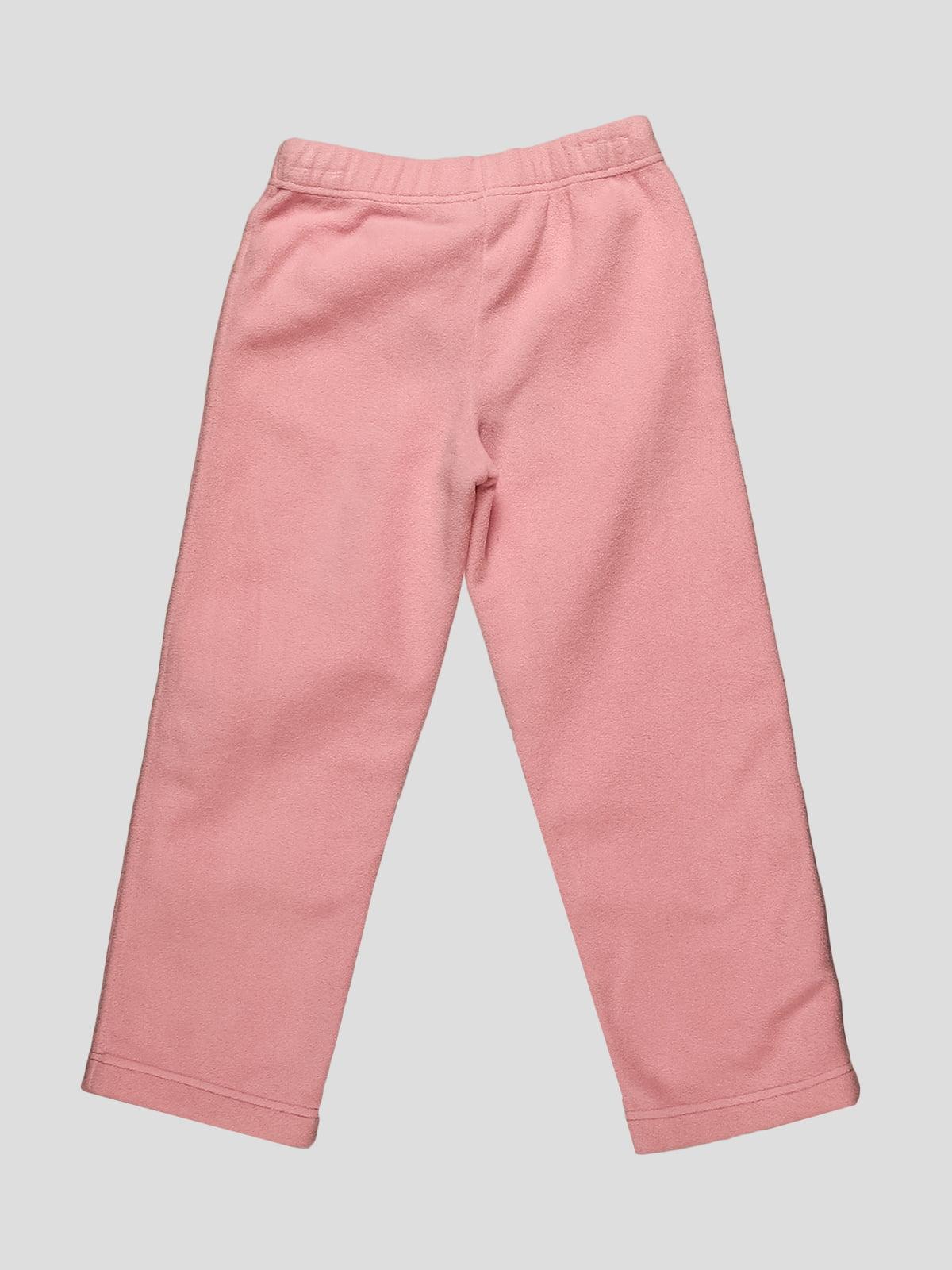 Штани рожеві | 4397980 | фото 2