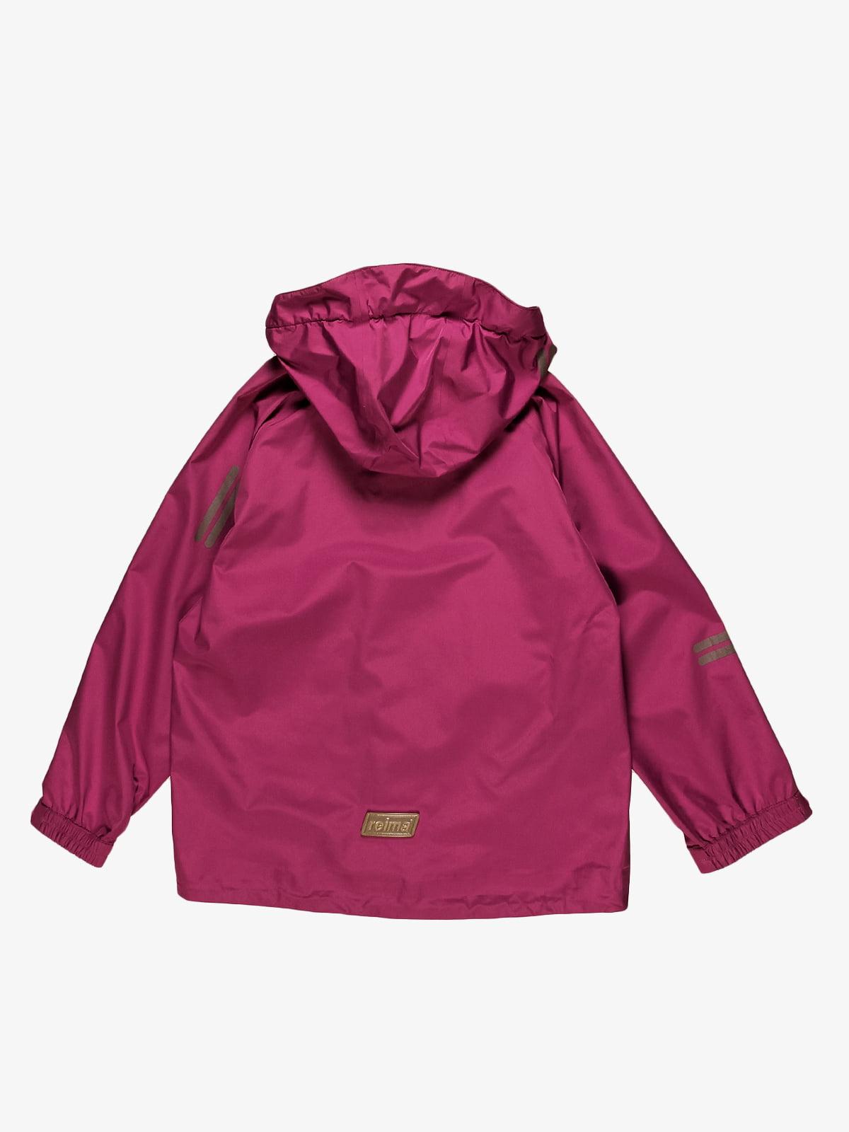 Куртка фіолетова | 4398030 | фото 2