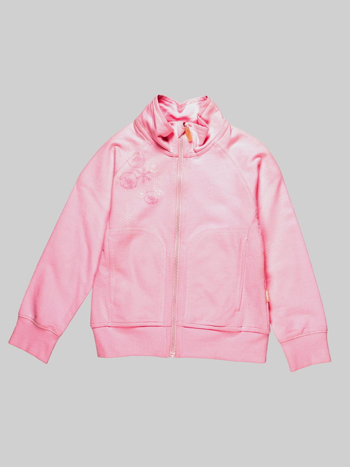 Кофта рожева | 4398123