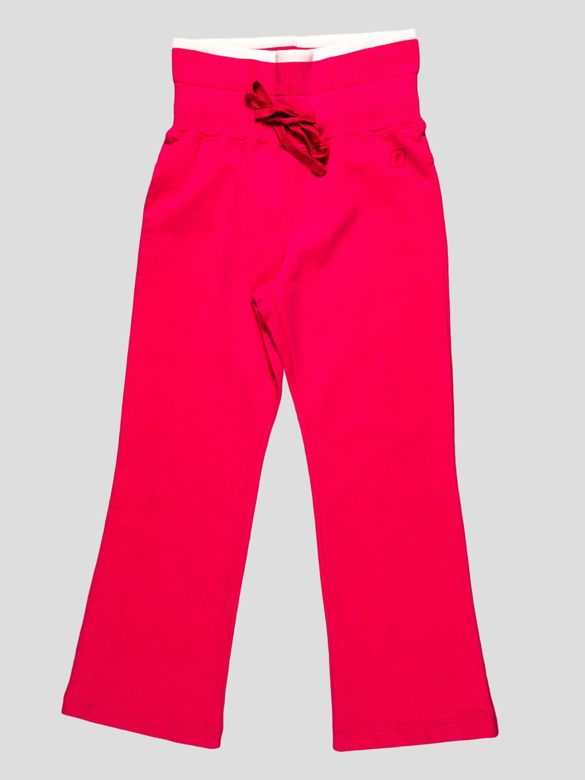 Штани рожеві | 4398185