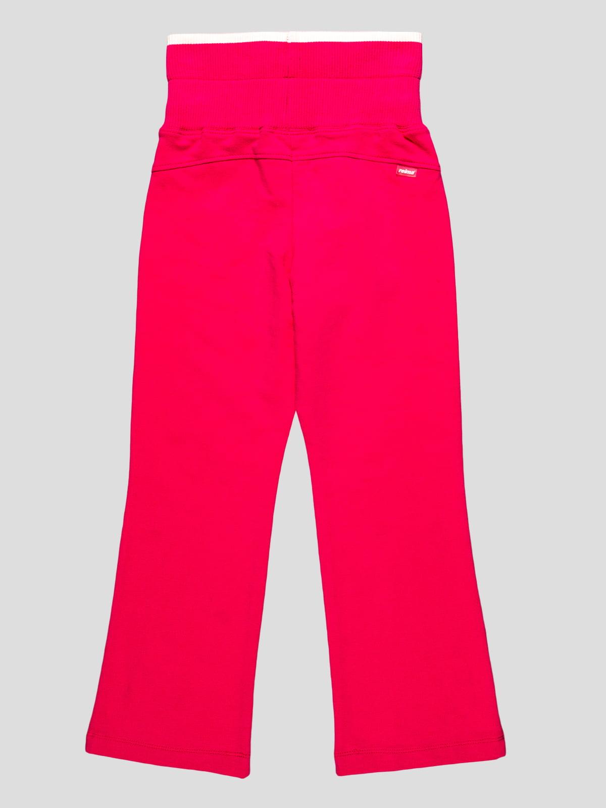 Штани рожеві | 4398185 | фото 2