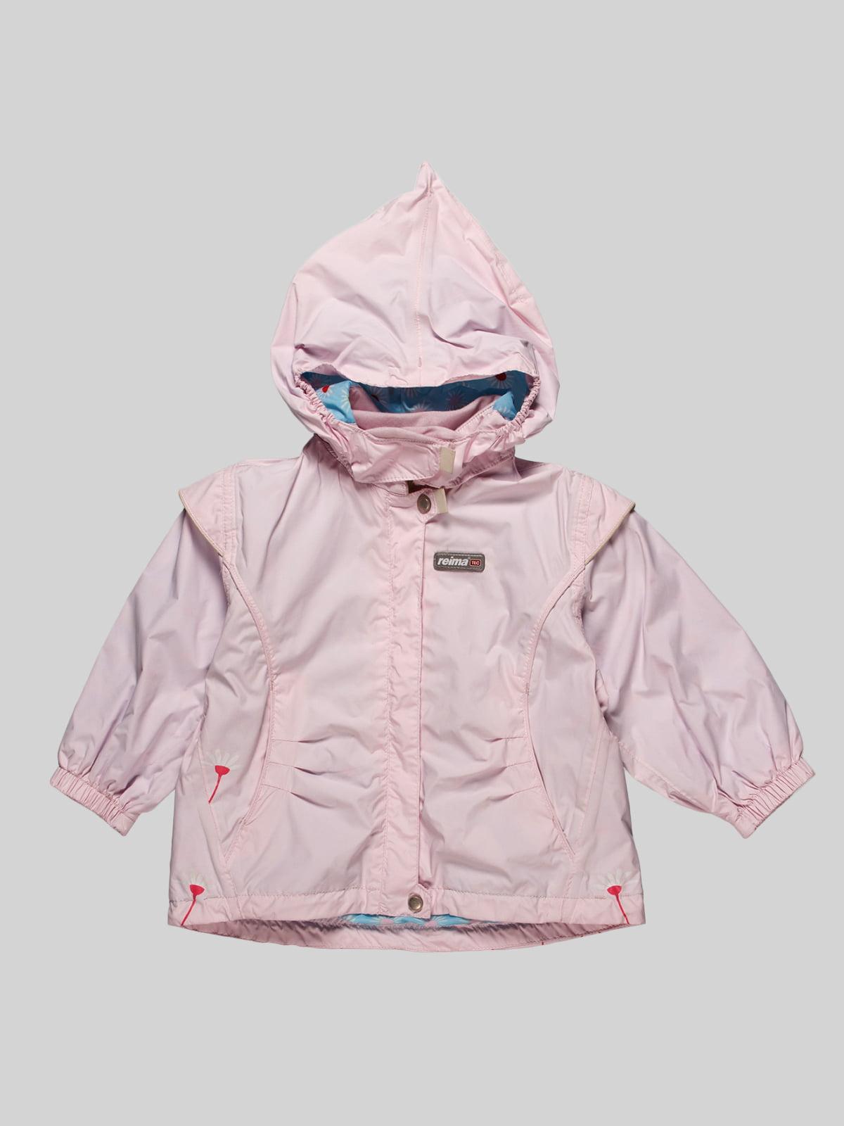 Вітрівка рожева | 4398232