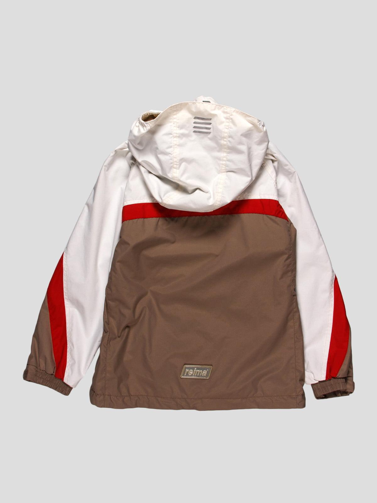 Куртка двухцветная с отделкой | 61440 | фото 2