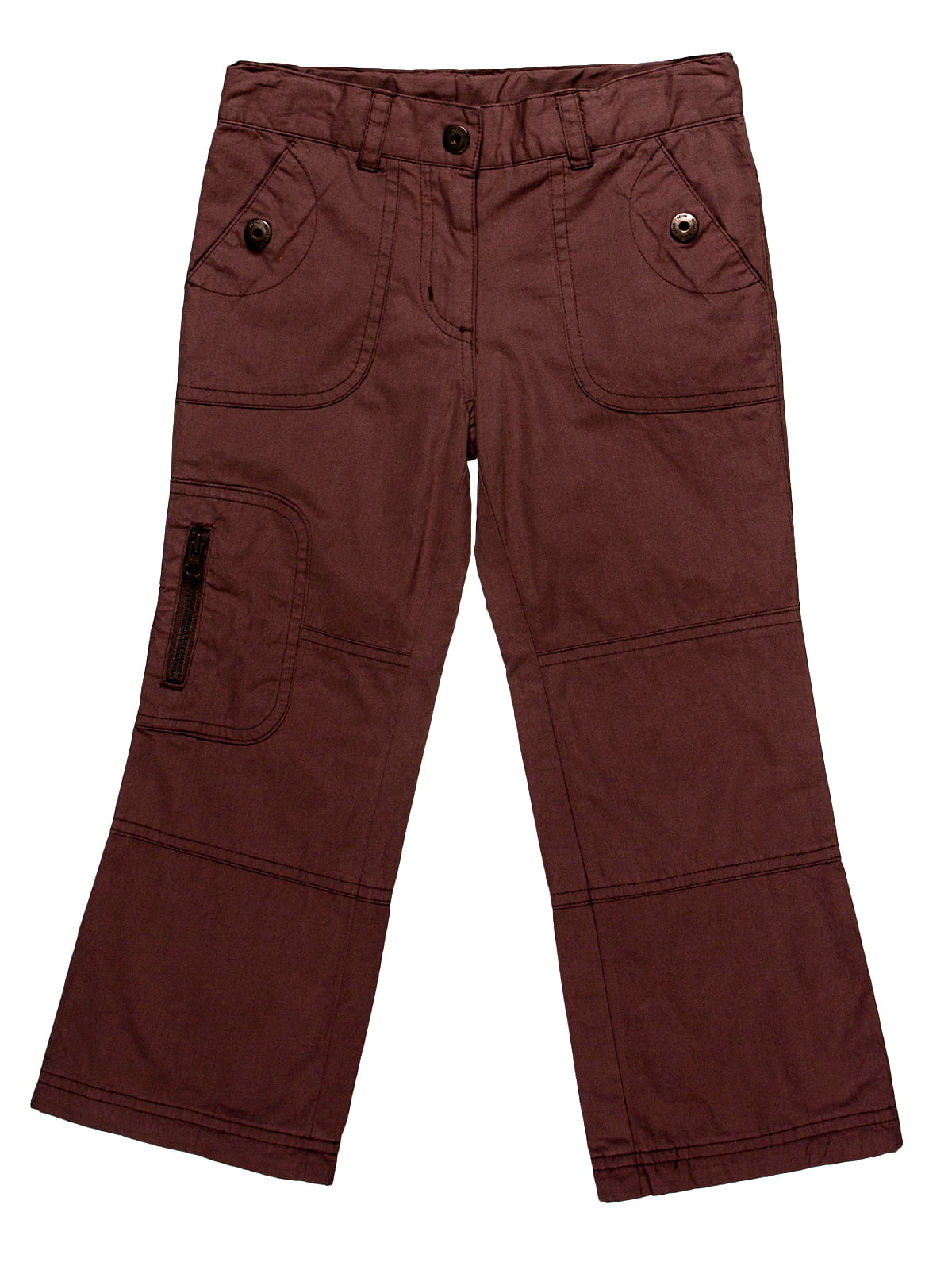 Штани коричневі | 72813