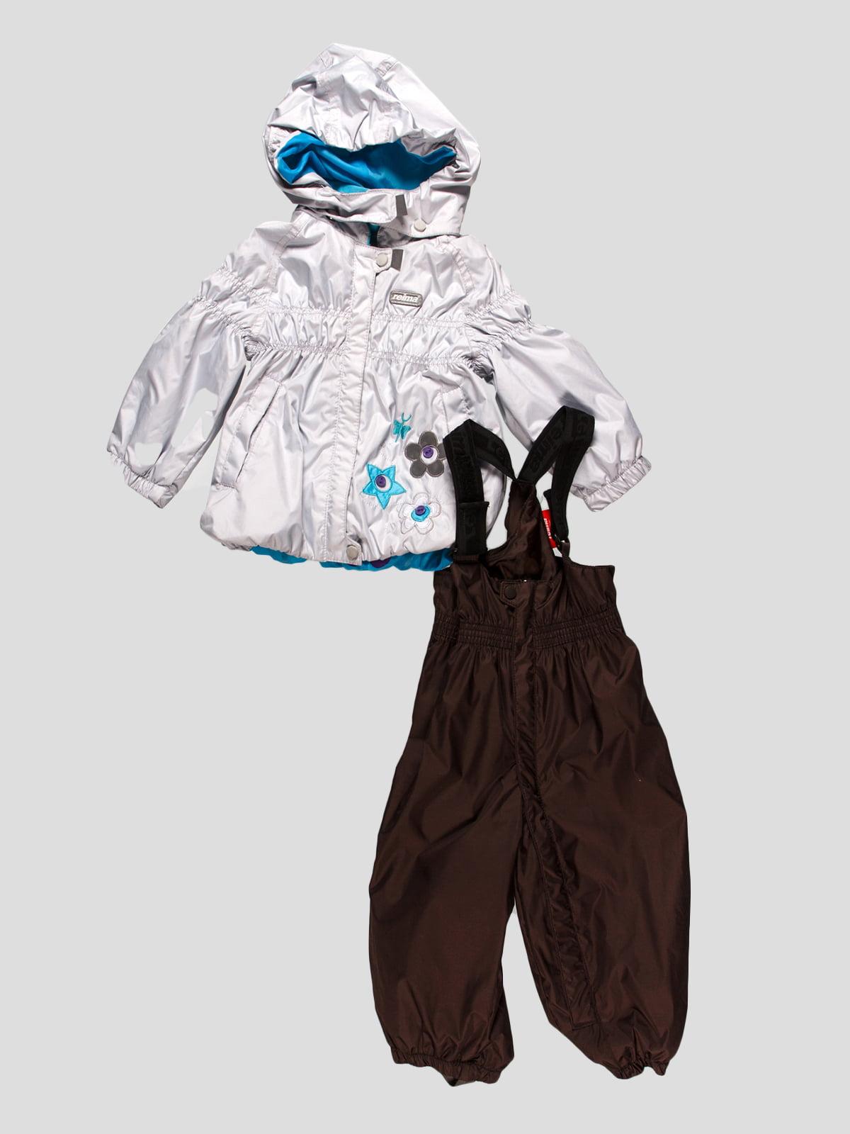 Комплект: куртка та півкомбінезон | 72830