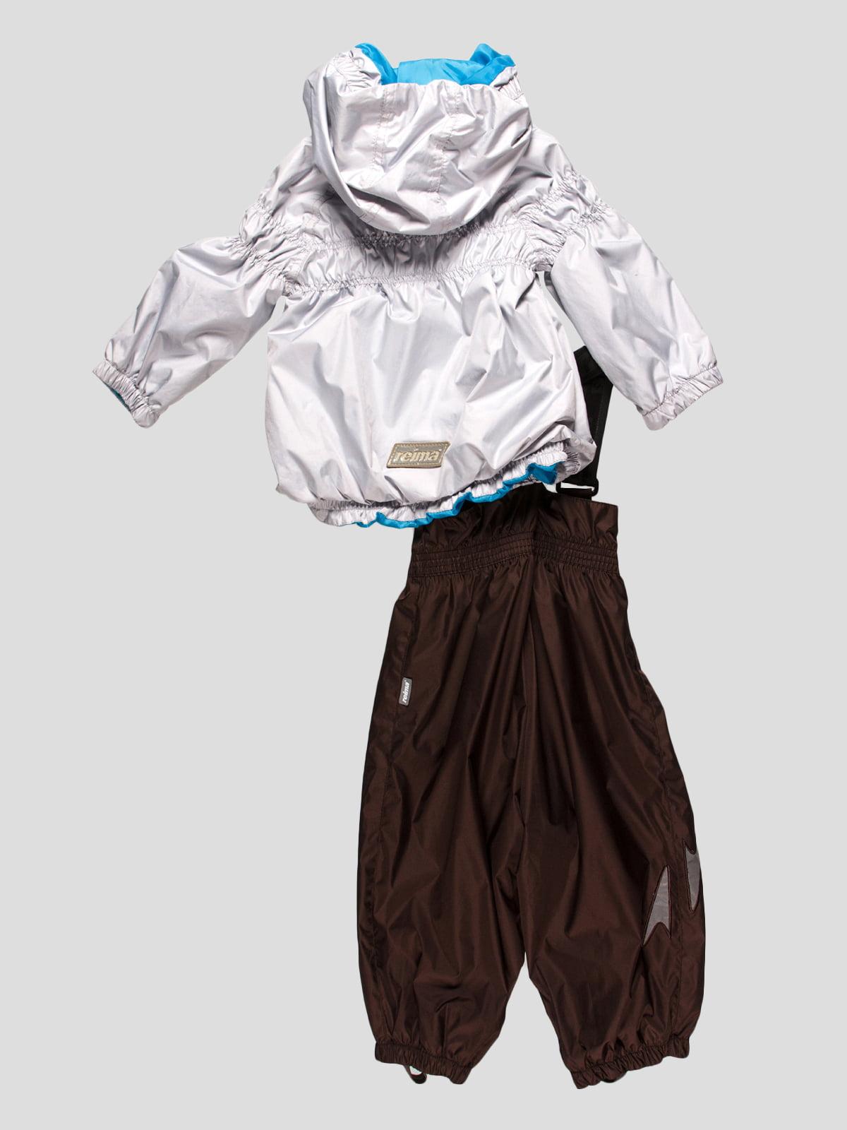 Комплект: куртка та півкомбінезон | 72830 | фото 2