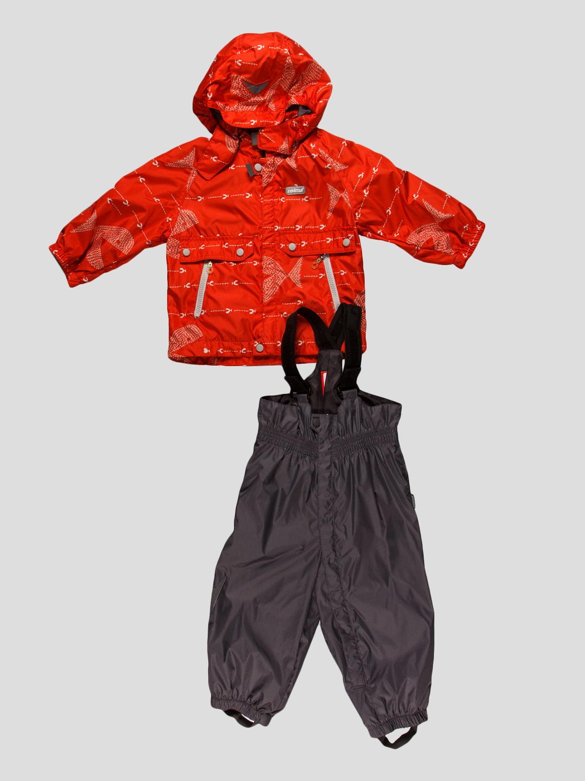 Комплект: куртка та півкомбінезон | 72832