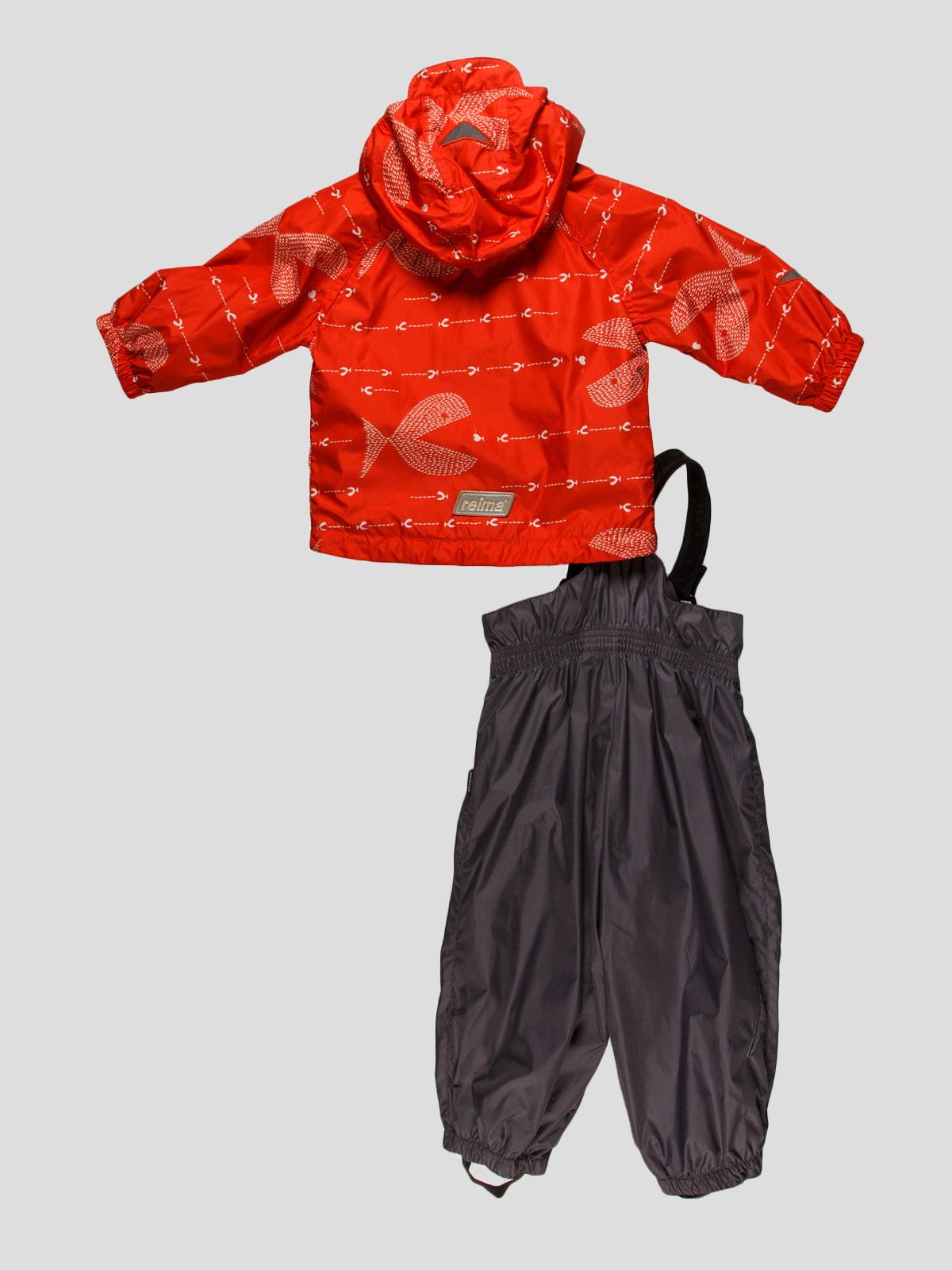 Комплект: куртка та півкомбінезон | 72832 | фото 2
