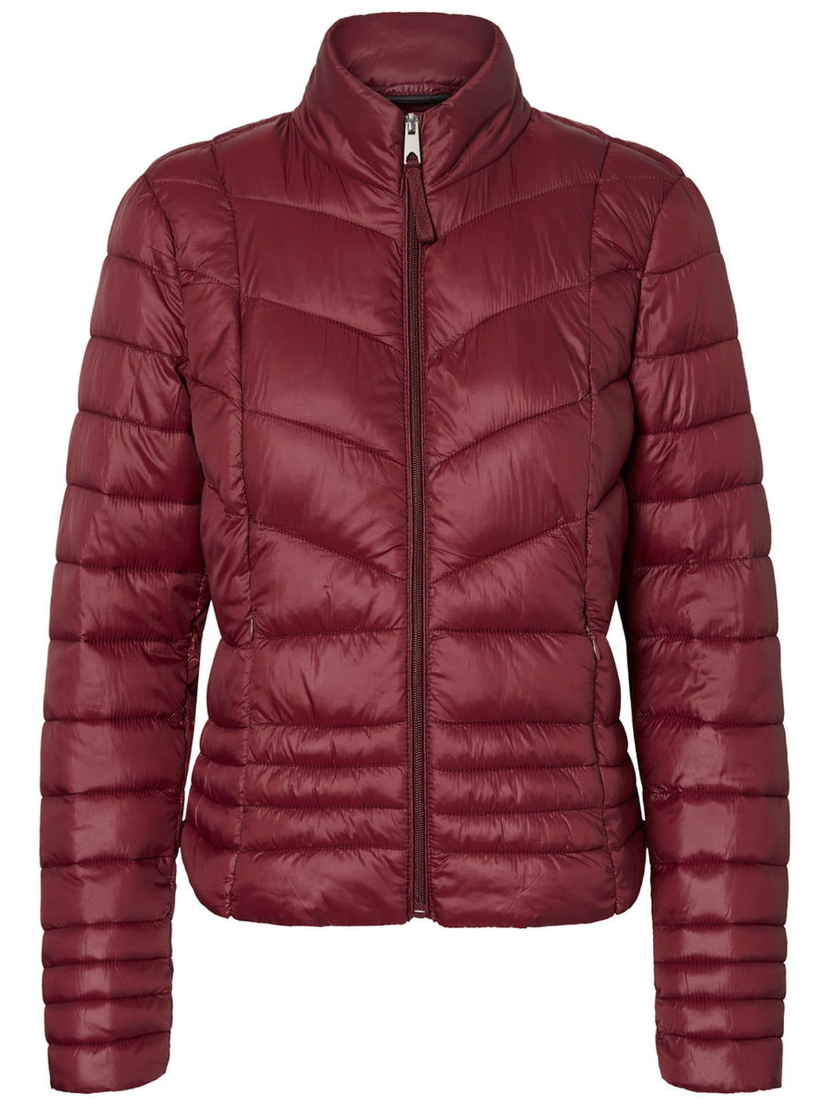 Куртка бордовая | 4472543