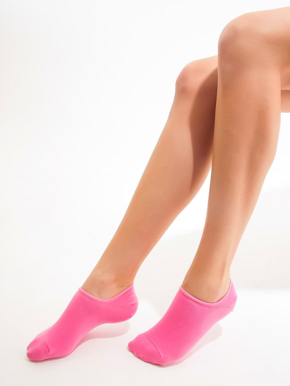 Шкарпетки рожеві | 3028095 | фото 2