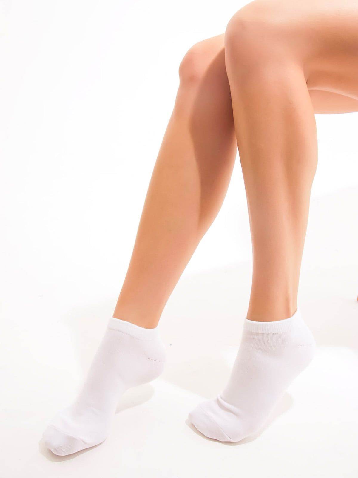 Шкарпетки білі | 4546775