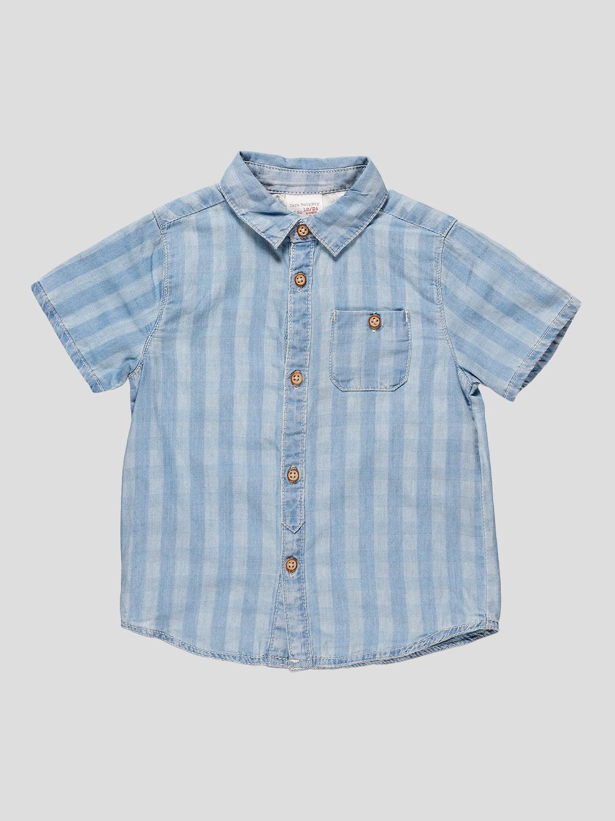 Рубашка в полоску | 4511224
